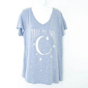 Torrid Take Me Away Into the Night Shirt